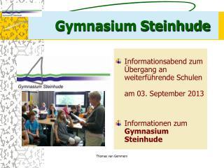 Gymnasium Steinhude
