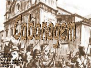 Cabanagem