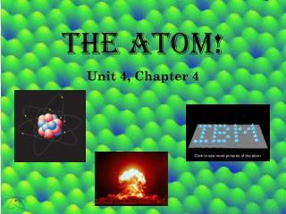 The Atom!
