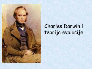 Charles Darwin i teorija evolucije
