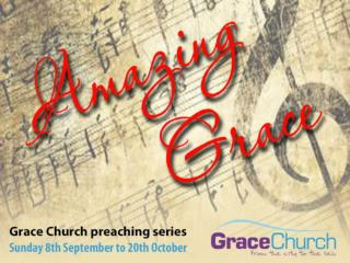 Grace:  when God freely gives us what we do not deserve and could not earn
