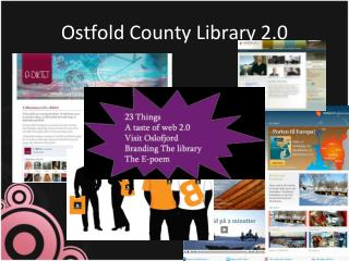 Ostfold County Library 2.0