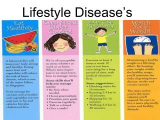 Lifestyle Disease�s