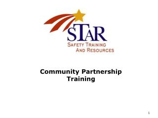 Community Partnership Training