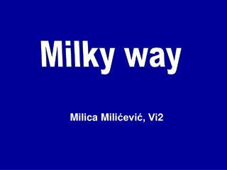 Milica Mili ćević, Vi2