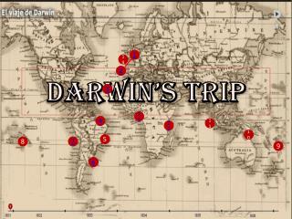 Darwin's Trip