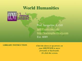 World Humanities