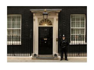 The British Prime Minister