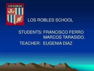 LOS ROBLES SCHOOL