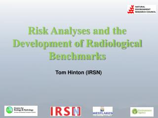 Risk Analyses and the Development of Radiological Benchmarks