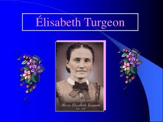 Élisabeth Turgeon