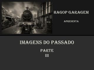 Imagens do Passado