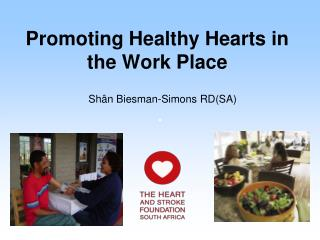 Promoting Healthy Hearts in the Work Place