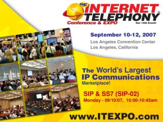 SIP  SS7 SIP-02 Monday - 09