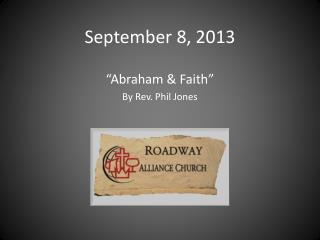 September 8, 2013