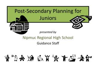 Post-Secondary Planning for Juniors