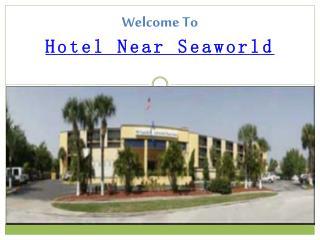 Hotel Near Seaworld