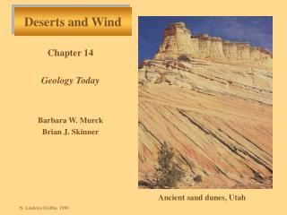 Deserts and Wind