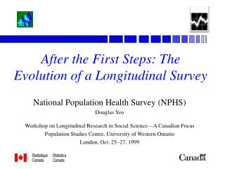 After the First Steps: The Evolution of a Longitudinal Survey