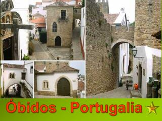 Óbidos  - Portugalia