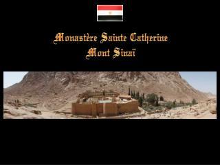 2212-MONASTERE SAINTE CATHERINE