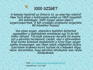 1000 SZIGET