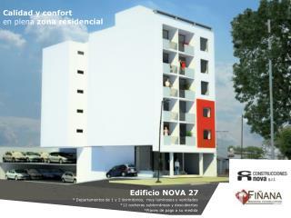 Edificio NOVA 27