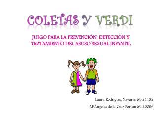 Juego para la prevención, detección y tratamiento del abuso sexual infantil