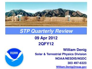 STP Quarterly Review