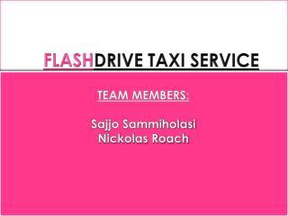 FLASH DRIVE TAXI SERVICE