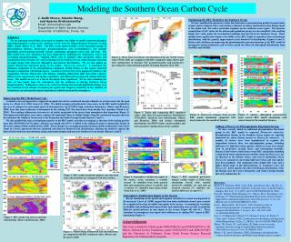 Modeling the Southern Ocean Carbon Cycle