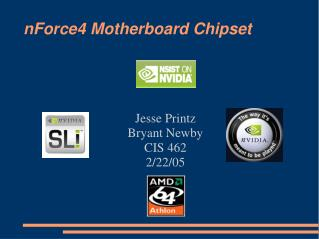 nForce4 Motherboard Chipset