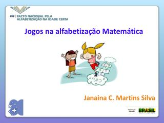 Jogos na alfabetização Matemática