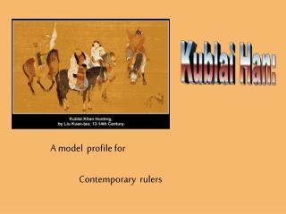 Kublai Han: