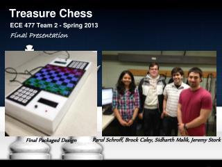 Treasure Chess