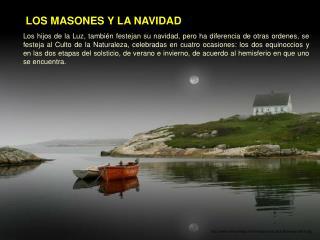 LOS MASONES Y LA NAVIDAD NAVIDAD