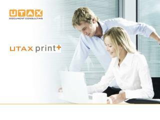 Unser Ziel: mehr Leistung für Ihr Document Business