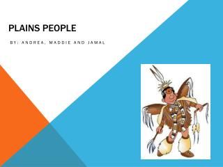 Plains People