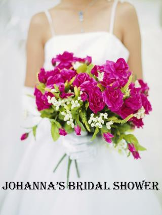 Johanna's Bridal Shower
