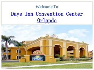 Days Inn Convention Center Orlando