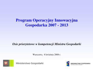 Finansowanie: Europejski Fundusz Rozwoju Regionalnego 8 254,9 mln euro