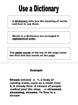 Use a Dictionary