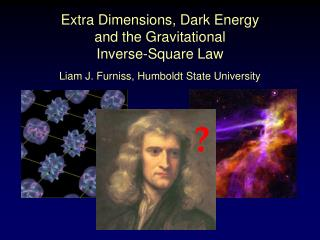 Extra Dimensions, Dark Energy  and the Gravitational Inverse-Square Law