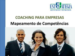 Mapeamento de Competências