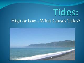 Tides: