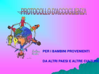 PROTOCOLLO D'ACCOGLIENZA