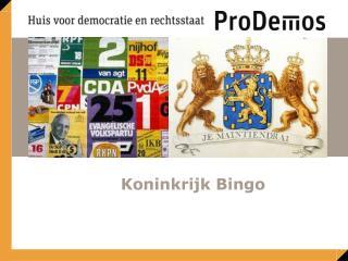 Koninkrijk Bingo