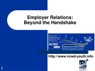 Employer Relations:  Beyond the Handshake