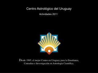 Centro Astrol�gico del Uruguay