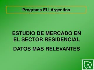 Programa ELI Argentina